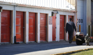 boy dead in storage unit