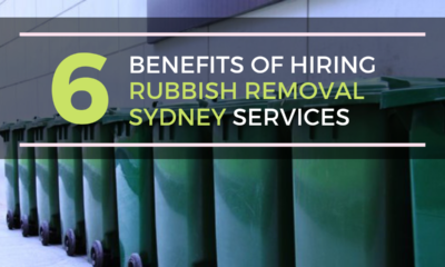 rubbish removal sydney